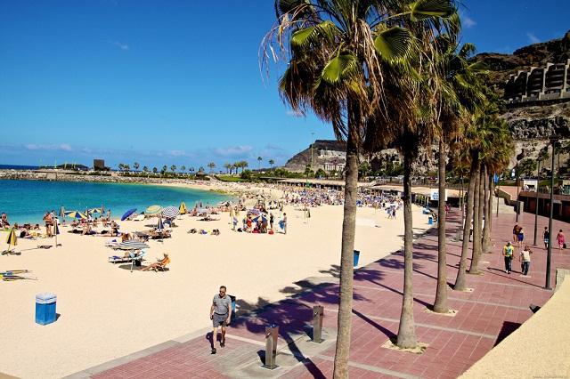 Gran Canaria beach