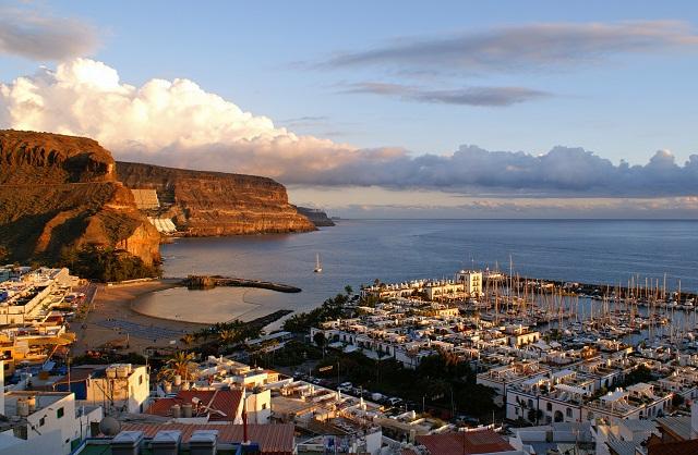 Gran Canaria village